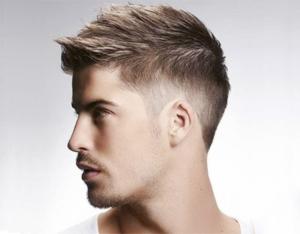 Фото мужских стрижек с выбритым рисунком Выбритый затылок: прически, стрижки HAIR FRESH