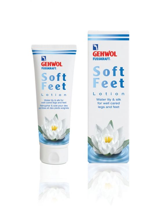gehwol soft feet lotion
