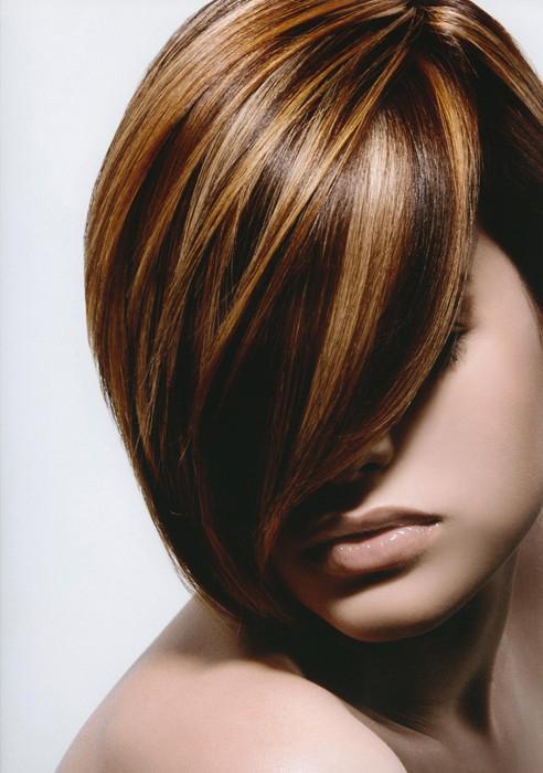Стрижка волос в салоне красоты в СПб
