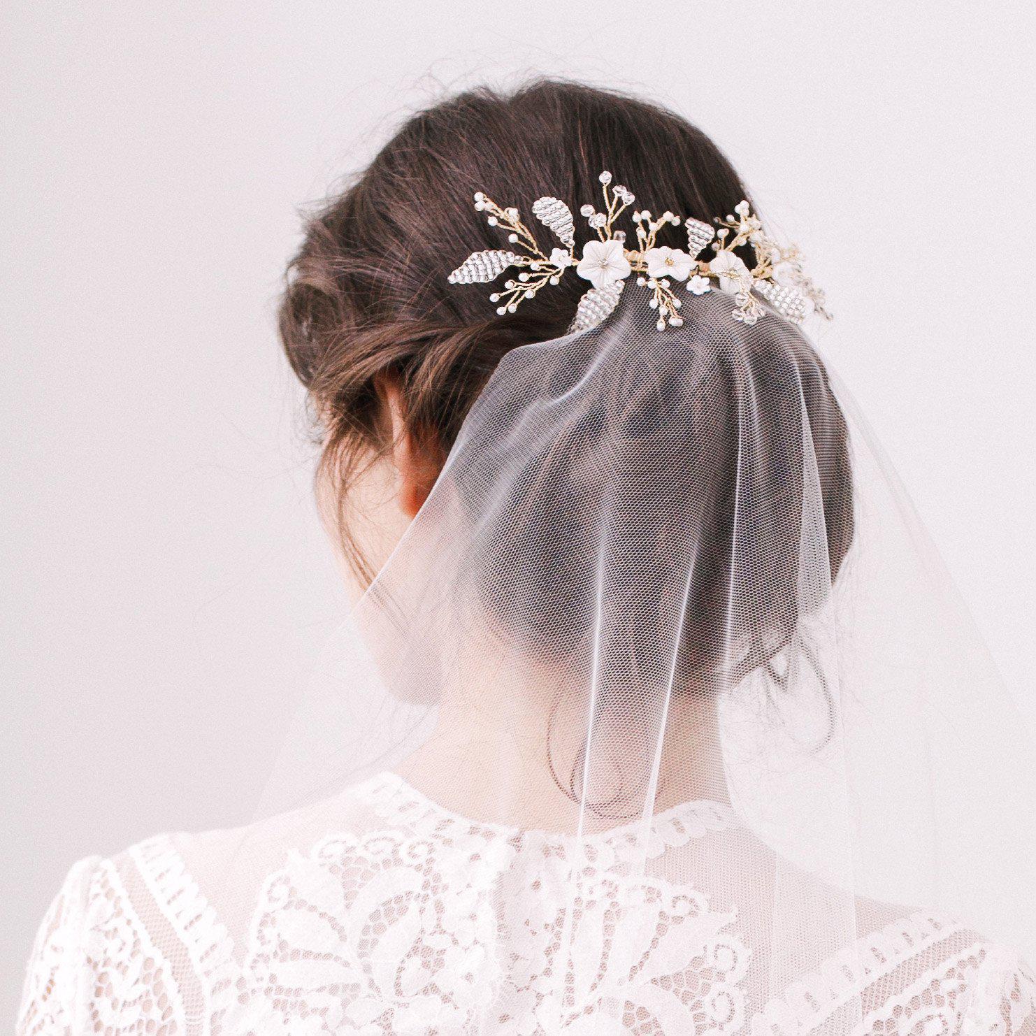 Свадебная прическа: цена в СПб
