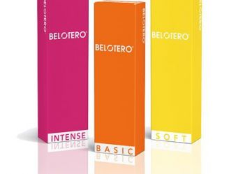 Филлеры Belotero Soft, Intense, Balance